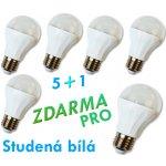Vankeled LED žárovka E27 8 W 640 L PRO Studená bílá + 1 5x