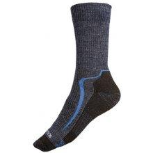 Litex Sportovní vlněné MERINO ponožky 99645 Modrá