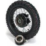 pitbike zadní kolo 10 palců s bubnovou brzdou a oskou DemonX minipit