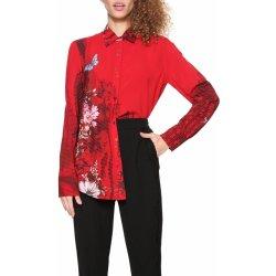 Desigual červená košile Fragancy od 1 899 Kč - Heureka.cz 4dfbdcd4f9