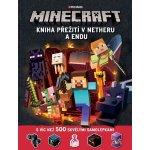 Minecraft - Kniha přežití v Netheru a Endu - kolektiv a