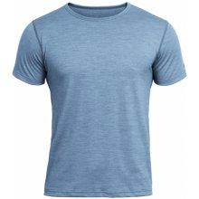 Devold Breeze Man T Shirt Grey melange