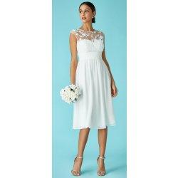 Madam White společenské šaty bílá alternativy - Heureka.cz 3cdc4ea05c