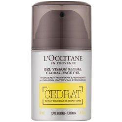 L'Occitane Cedrat matující gel s hydratačním účinkem (Hydrating Mattifying Energizing) 50 ml