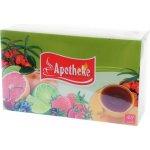 Apotheke Kolekce ovocných čajů 48 ks