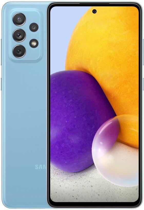 Samsung Galaxy A72 A725F 8GB/256GB Dual SIM na Heureka.cz
