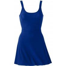 Blancheporte Tvarující plavky se sukénkou modrá