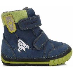D.D.step Chlapecké kotníkové boty s raketou - modro-zelené od 939 Kč ... 1d313f43aa