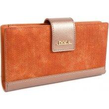 Doca Dámská peněženka 64972 oranžová