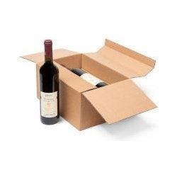 4d3b5c20e Krabice na víno s proložkou 6 lahví od 19 Kč - Heureka.cz