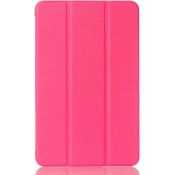 SES 2v1 Smart cover + zadní Samsung Galaxy Tab E 9.6 - růžové