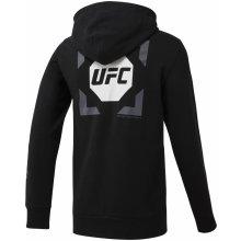 Reebok Pánská mikina UFC FG ZIP černá 4a2bf4b3831