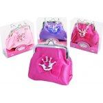 kabelka princezna 3 druhy fialová