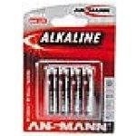 Baterie Ansmann Red AAA 4ks