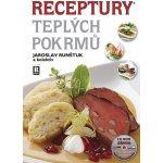 Receptury teplých pokrmů + CD