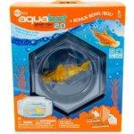 HEXBUG Aquabot LED s akváriem kladivoun žlutá