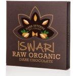 Iswari Bio Raw čokoláda Dark Intense 85 % 75 g