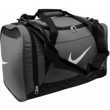 Nike Brasilia Small Grip taška Grey
