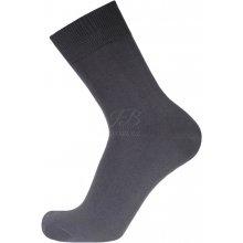 Trispol OSKAR pánské tmavě šedé ponožky - 100% bavlna ČESKÁ VÝROBA a341d75d01