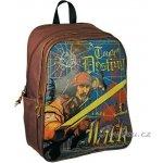 SunCe batoh na volný čas Piráti z Karibiku S 5600 JC 40x27x14 cm