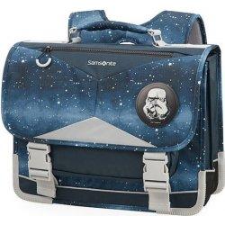 ba20aaecba Samsonite taška Sam Ergofit Star Wars M 39C 16 l tmavě modrá od 2 ...