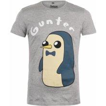 Character Adventure Time T Shirt Mens Melange