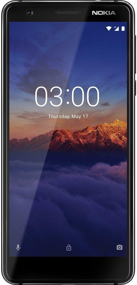 Nokia 3.1 Single SIM na Heureka.cz