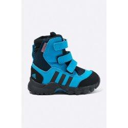Dětská bota Adidas Holtanna Snow CF PL I Černá 43d443185f