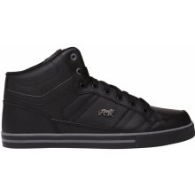 Lonsdale Canons Mens Trainers Black/Charcoal