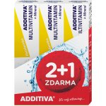 Sada Additiva MM 2+1 mandarinka 1 sada
