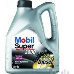 Mobil Super 2000 X1 Diesel 10W-40 4 l