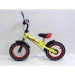 Sedcos Kid Odrážedlo Race WH125B žluto-červeno-černá