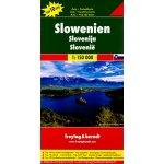 Automapa Slovinsko 1:150 000