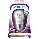 Philips Massive LED kapka E27 4W čirá teplé bílá