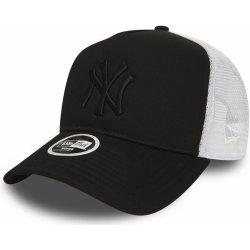 Kšíltovka New Era 9FO League Essential Trucker MLB New York Yankees  Black Black 57474eeaf3