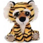 Russ Vykulený plyšový sedící tygr Cheddar