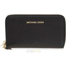 8eb20b361c Michael Kors Jet Set Travel Large Smartphone Peněženka Black