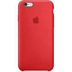 Pouzdro Originální silikonové MKY62FE A na Apple iPhone 6   6S červené.  Originální Apple iPhone Case pro ... 38642c55ed5