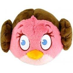 Plyšáci a figurky Rovio Angry Birds Star Wars 20cm Leia (93171)