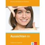 Aussichten B1, Kursbuch mit 2 Audio-CDs