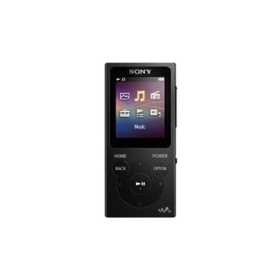 SONY NW-E394 - Digitální hudební přehrávač Walkman 8GB - Black