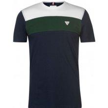 Soviet C and S T Shirt Navy/Green