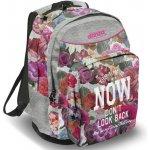Danza batoh s výsuvnými kolečky Flower