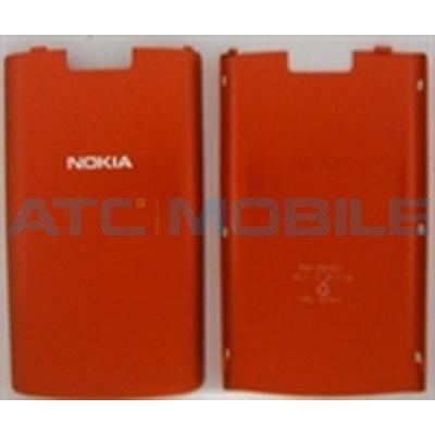 Zadní kryt Nokia X3-02 Touch And Type červený - 9502323 a zpět 2 Kč s ATC Clubem
