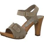 Oliver Elegantní páskové boty 5-5-28301-28-341 Taupe 29b466a1b8