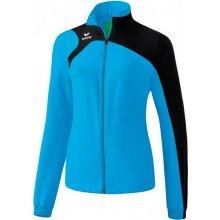 Erima CLUB 1900 2.0 reprezentační bunda Světle modrá/černá