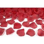 Plátky růží, červená