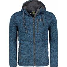 bf6261d10 LOAP GERARD pámský sportovní svetr modrá