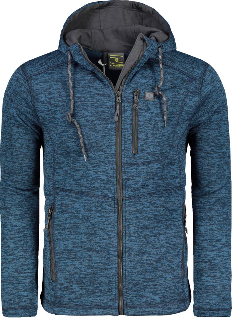 Pánský pulovr LOAP GERARD pámský sportovní svetr modrá - Seznamzboží.cz 46960e5a06