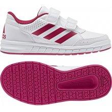Adidas Performance AltaSport CF K 5 Bílá   Růžová cb9e6d0b5f6